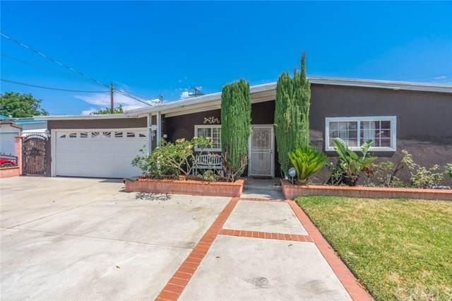4009 W Hazard Avenue, Santa Ana, CA 92703 (#PW21128579) :: The Laffins Real Estate Team