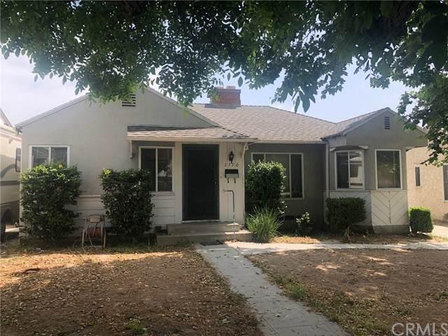 1110 N Florence Street, Burbank, CA 91505 (#BB21133131) :: Blake Cory Home Selling Team