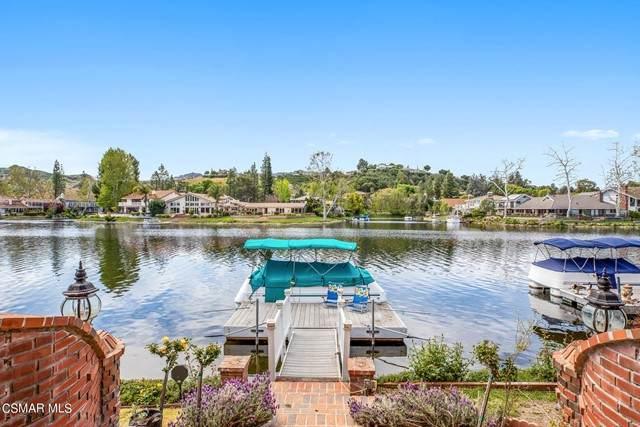 32116 Oakshore Drive, Westlake Village, CA 91361 (#221003359) :: Zen Ziejewski and Team