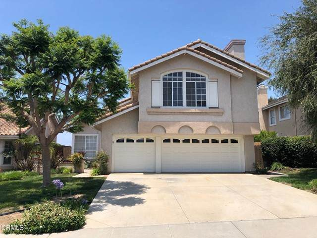 1305 La Culebra Circle, Camarillo, CA 93012 (#V1-6576) :: Blake Cory Home Selling Team
