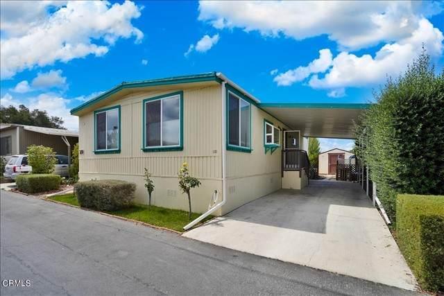 1975 Maricopa Highway #79, Ojai, CA 93023 (#V1-6577) :: Blake Cory Home Selling Team