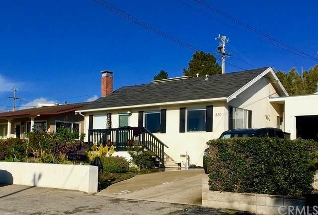 320 Kings Avenue, Morro Bay, CA 93442 (#SC21133799) :: CENTURY 21 Jordan-Link & Co.