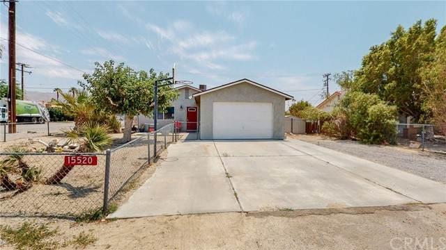 15520 Via Vista, Desert Hot Springs, CA 92240 (#WS21133805) :: American Real Estate List & Sell