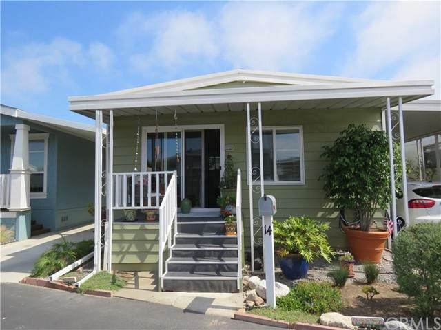 18001 Hawthorne Boulevard #14, Torrance, CA 90504 (#SB21133761) :: Bathurst Coastal Properties