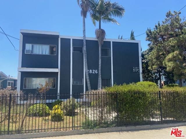 2826 Guirado Street, Los Angeles (City), CA 90023 (#21750576) :: Team Tami