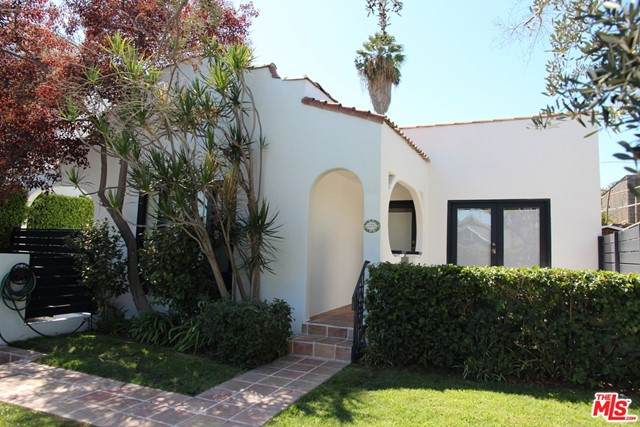 717 N Sierra Bonita Avenue, Los Angeles (City), CA 90046 (#21749934) :: Blake Cory Home Selling Team