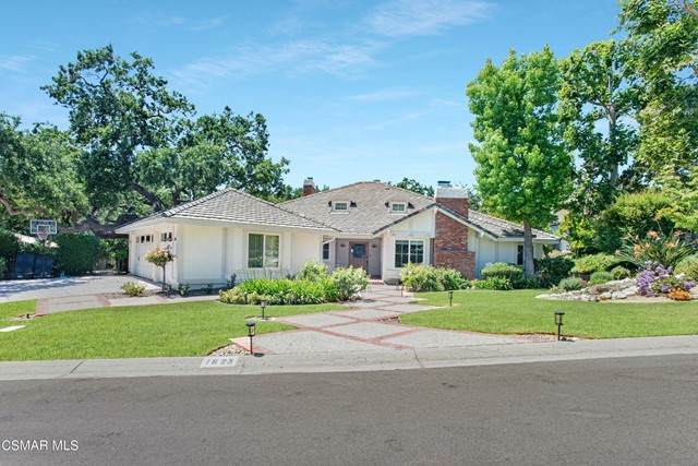 1623 Larkfield Avenue, Westlake Village, CA 91362 (#221003366) :: The Miller Group