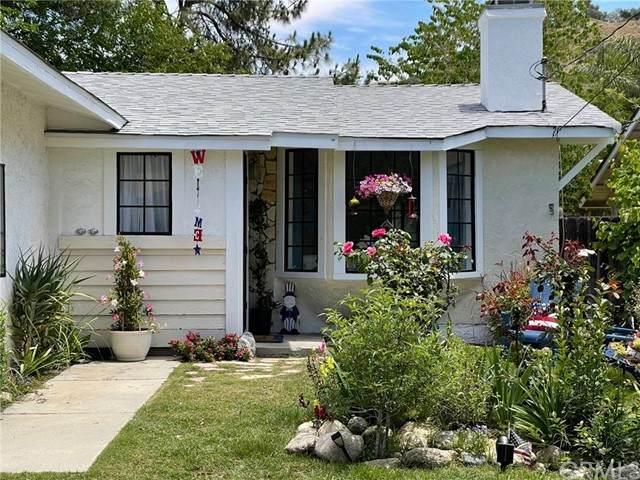 1254 Rose Street, Mentone, CA 92359 (#SW21133940) :: Cochren Realty Team | KW the Lakes