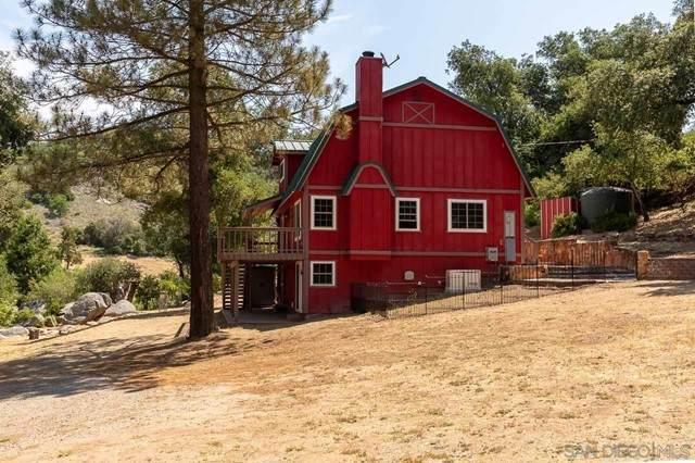3452 Wynola Road, Julian, CA 92036 (#210017134) :: Swack Real Estate Group | Keller Williams Realty Central Coast