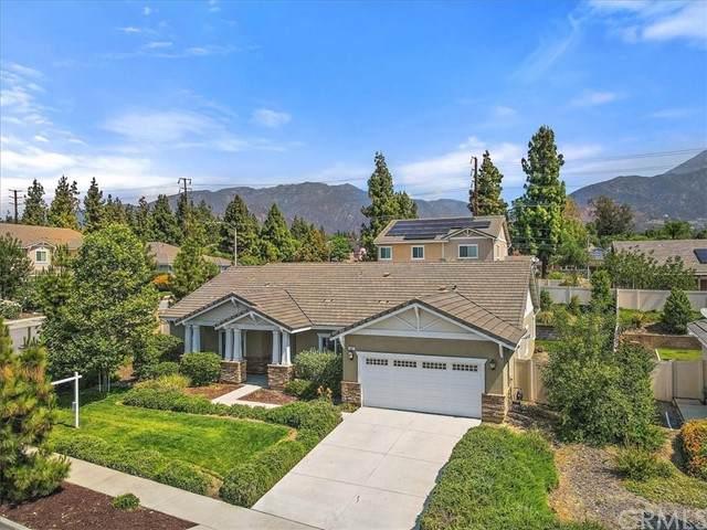 1061 W Kenwood Street, Upland, CA 91784 (#IG21132838) :: Zen Ziejewski and Team