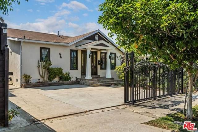 1841 S Longwood Avenue, Los Angeles (City), CA 90019 (#21751062) :: Blake Cory Home Selling Team