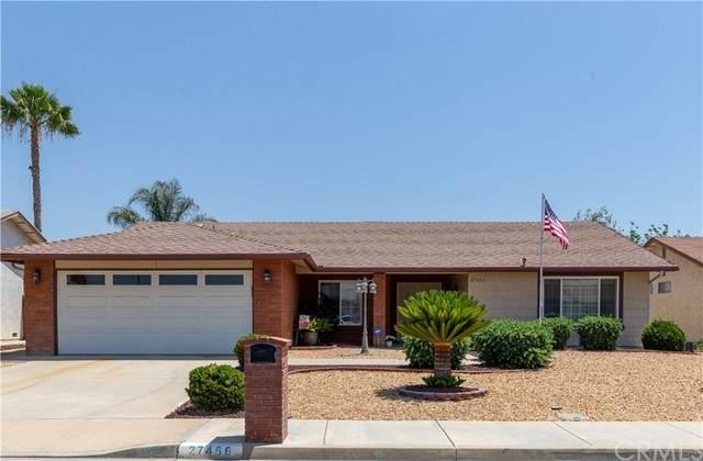 27466 Embassy Street, Menifee, CA 92586 (#SW21133947) :: Blake Cory Home Selling Team