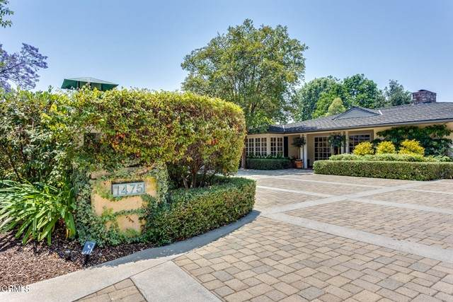 1475 Hillcrest Avenue, Pasadena, CA 91106 (#P1-5323) :: Powerhouse Real Estate