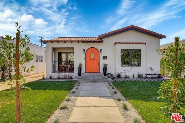 2823 S Bronson Avenue, Los Angeles (City), CA 90018 (#21751254) :: Blake Cory Home Selling Team
