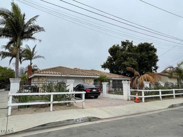 976 Kenny Street, Oxnard, CA 93036 (#V1-6583) :: Blake Cory Home Selling Team