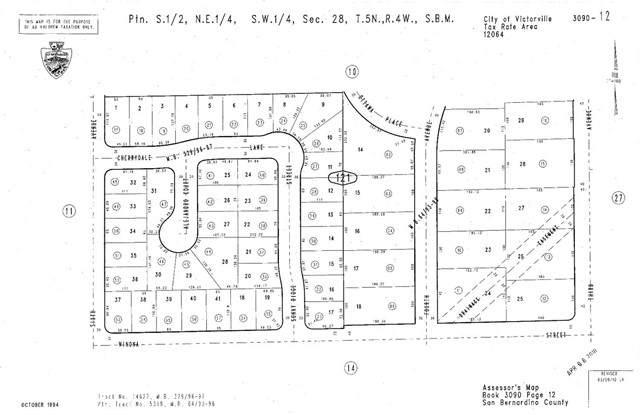 0 Cherrydale Lane, Victorville, CA 92395 (#536427) :: CENTURY 21 Jordan-Link & Co.
