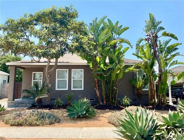 2431 San Francisco Avenue, Long Beach, CA 90806 (#PW21126146) :: Cochren Realty Team | KW the Lakes