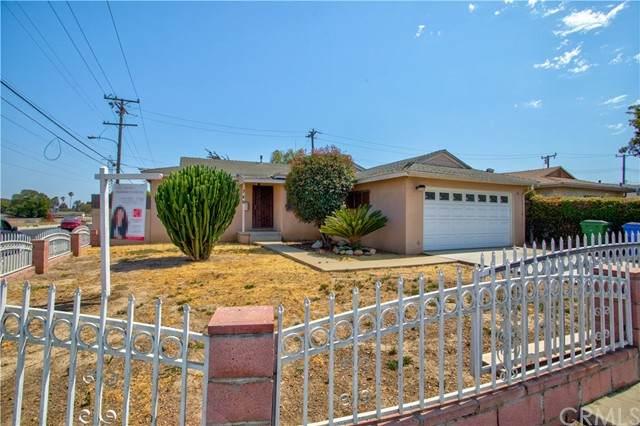 740 E Charron Place, Compton, CA 90220 (#SB21134066) :: Cochren Realty Team | KW the Lakes