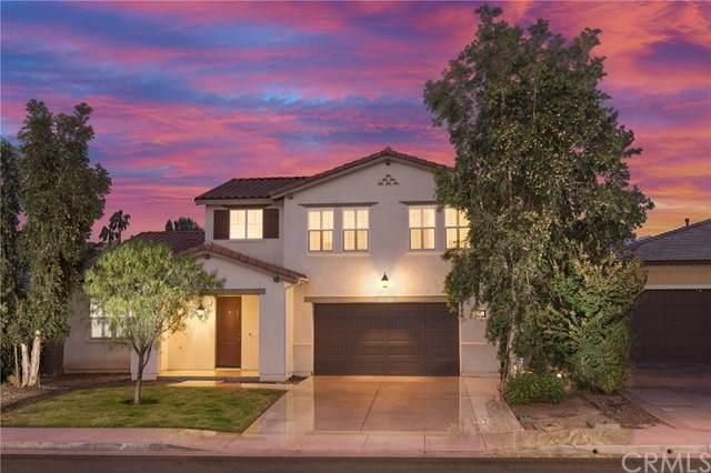 30628 Buckboard Lane, Menifee, CA 92584 (#SW21133905) :: Blake Cory Home Selling Team