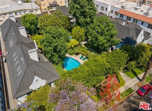 1325 N Hayworth Avenue 1/2, West Hollywood, CA 90046 (MLS #21751172) :: CARLILE Realty & Lending