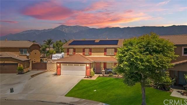 15368 Mallard Lane, Fontana, CA 92336 (#CV21128868) :: Randy Horowitz & Associates