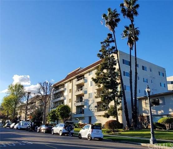 2131 E 1st Street #207, Long Beach, CA 90803 (#PW21132554) :: The Miller Group
