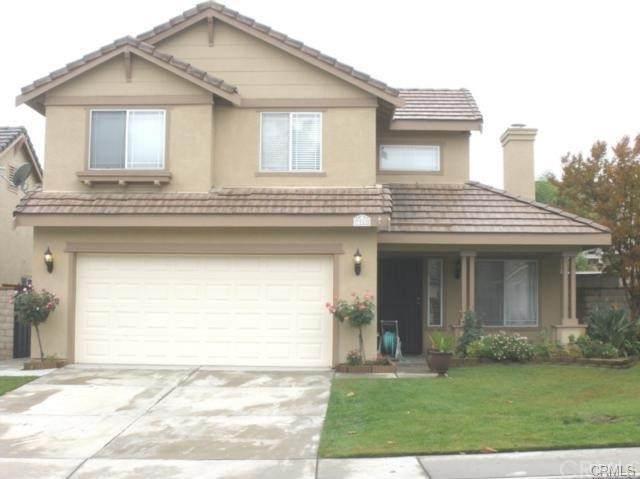 7260 Cosenza Place, Rancho Cucamonga, CA 91701 (#PW21134221) :: Randy Horowitz & Associates