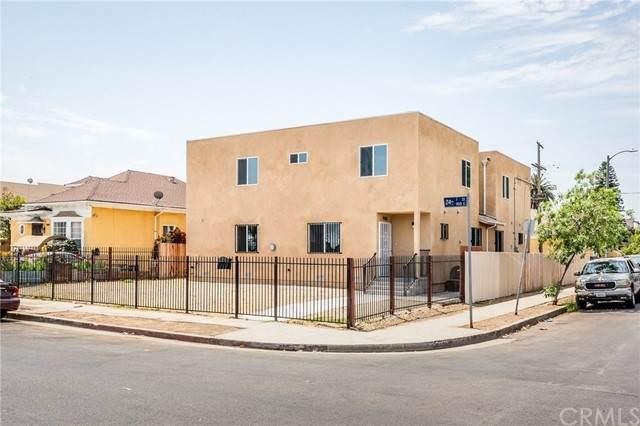 900 E 24TH Street, Los Angeles (City), CA 90011 (#CV21134247) :: Team Tami