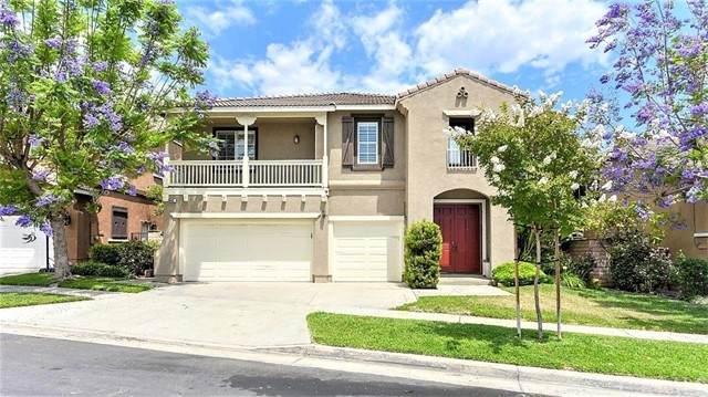 9427 Canyon Oaks Court, Rancho Cucamonga, CA 91730 (#CV21134165) :: Rogers Realty Group/Berkshire Hathaway HomeServices California Properties