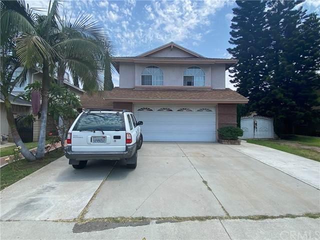 5559 E Village Drive, Commerce, CA 90040 (#DW21134277) :: Team Tami