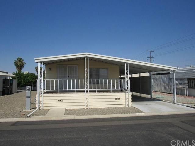 1895 W Devonshire Avenue #128, Hemet, CA 92545 (#SW21134285) :: Bathurst Coastal Properties