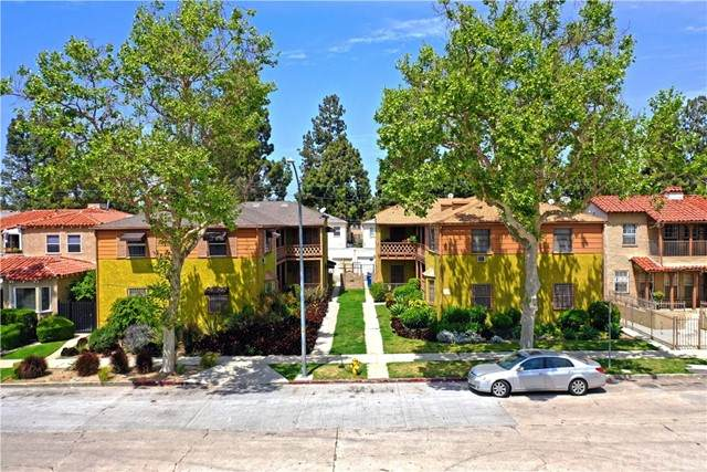 4249 Garthwaite Avenue, Los Angeles (City), CA 90008 (#PW21134355) :: Zutila, Inc.