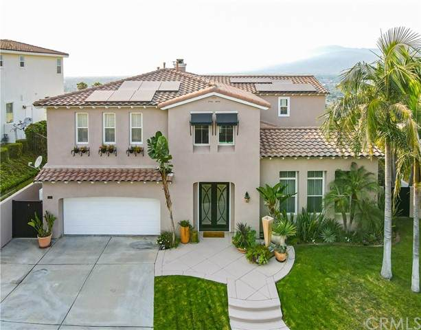 2837 Mountain Ridge Road, West Covina, CA 91791 (#WS21134075) :: Bathurst Coastal Properties
