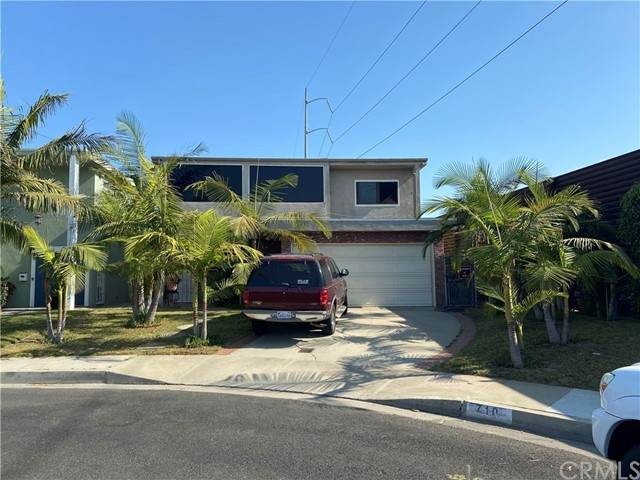 710 W Spruce Avenue, Inglewood, CA 90301 (#MB21134267) :: Swack Real Estate Group | Keller Williams Realty Central Coast