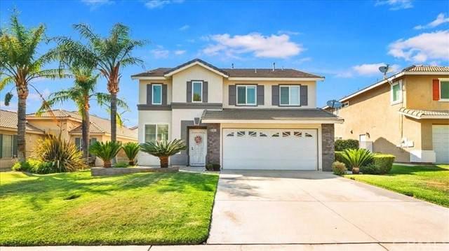 5504 Tenderfoot Drive, Fontana, CA 92336 (#CV21134291) :: Randy Horowitz & Associates