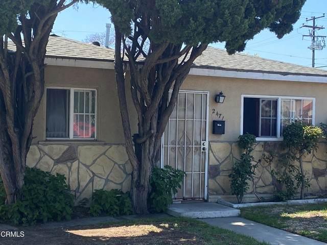 2471 Caspian Avenue, Long Beach, CA 90810 (#P1-5328) :: COMPASS