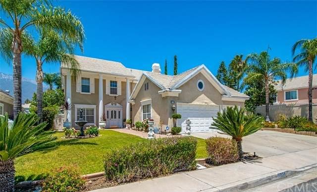 11534 Bari Drive, Rancho Cucamonga, CA 91701 (#OC21127786) :: Randy Horowitz & Associates