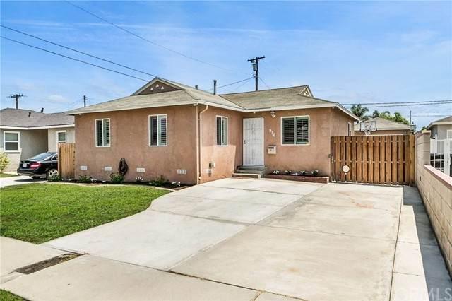 916 Belson Street, Torrance, CA 90502 (#PV21131687) :: Bathurst Coastal Properties