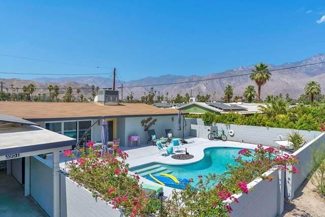 3951 E Calle San Raphael, Palm Springs, CA 92264 (#219063815DA) :: The Miller Group