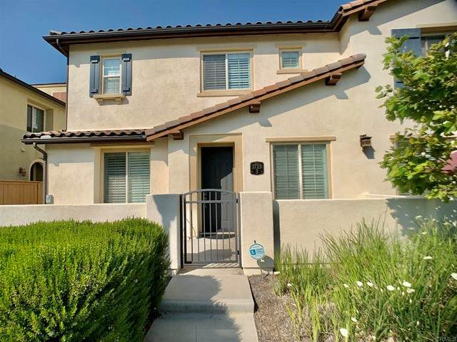 1723 Rolling Water Dr #3, Chula Vista, CA 91915 (#PTP2104320) :: Swack Real Estate Group   Keller Williams Realty Central Coast