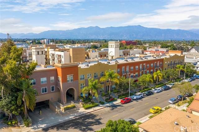 85 E Commonwealth Avenue 1A, Alhambra, CA 91801 (#WS21134465) :: Team Tami