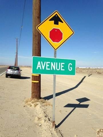 0 West G Ave & 10 Th St, Lancaster, CA 93534 (#219063821DA) :: Bathurst Coastal Properties