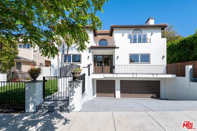 520 Muskingum Avenue, Pacific Palisades, CA 90272 (#21751428) :: The Miller Group
