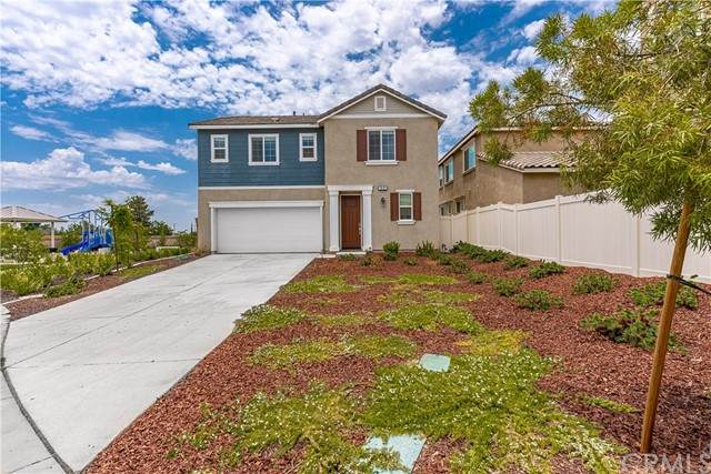 841 Bluebell Way, Beaumont, CA 92223 (#IG21134333) :: Holmes Muirhead Team at Reviron Realty