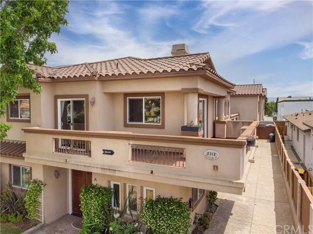 2212 Rockefeller Lane A, Redondo Beach, CA 90278 (#SB21134269) :: Bathurst Coastal Properties