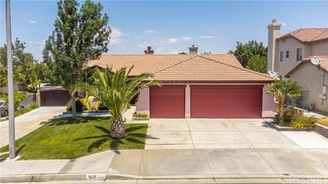 4619 W Avenue J5, Lancaster, CA 93536 (#SR21134573) :: Bathurst Coastal Properties