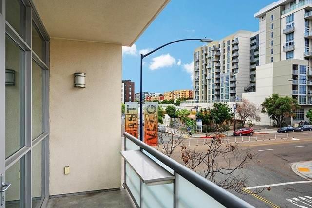 550 15th Street #206, San Diego, CA 92101 (#210017184) :: American Real Estate List & Sell