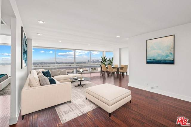 2220 Avenue Of The Stars #1501, Los Angeles (City), CA 90067 (#21749864) :: American Real Estate List & Sell