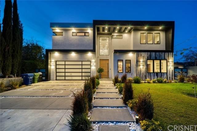 5831 Mcdonie Avenue, Woodland Hills, CA 91367 (#SR21129953) :: Zen Ziejewski and Team