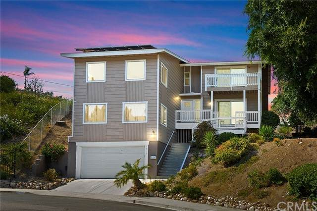 1612 Cliffdale Road, El Cajon, CA 92020 (#SW21134595) :: Zember Realty Group